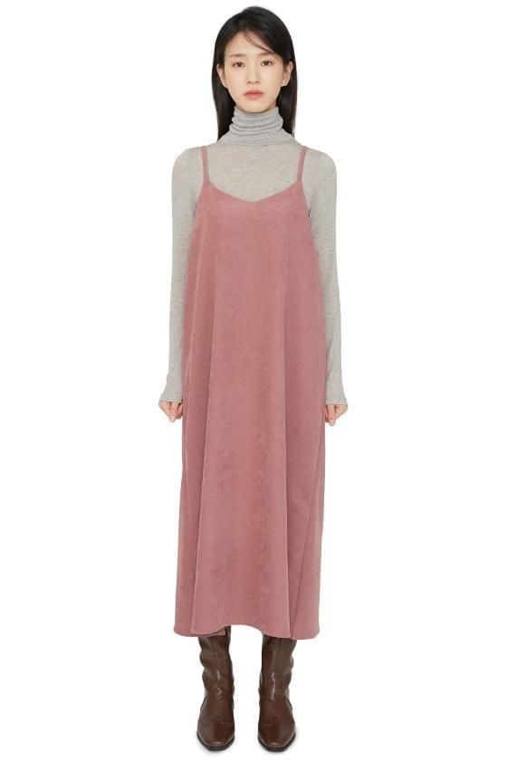 Ond sleeveless midi dress