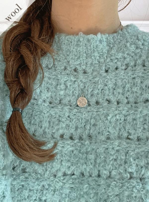 Velins wool knit 針織衫