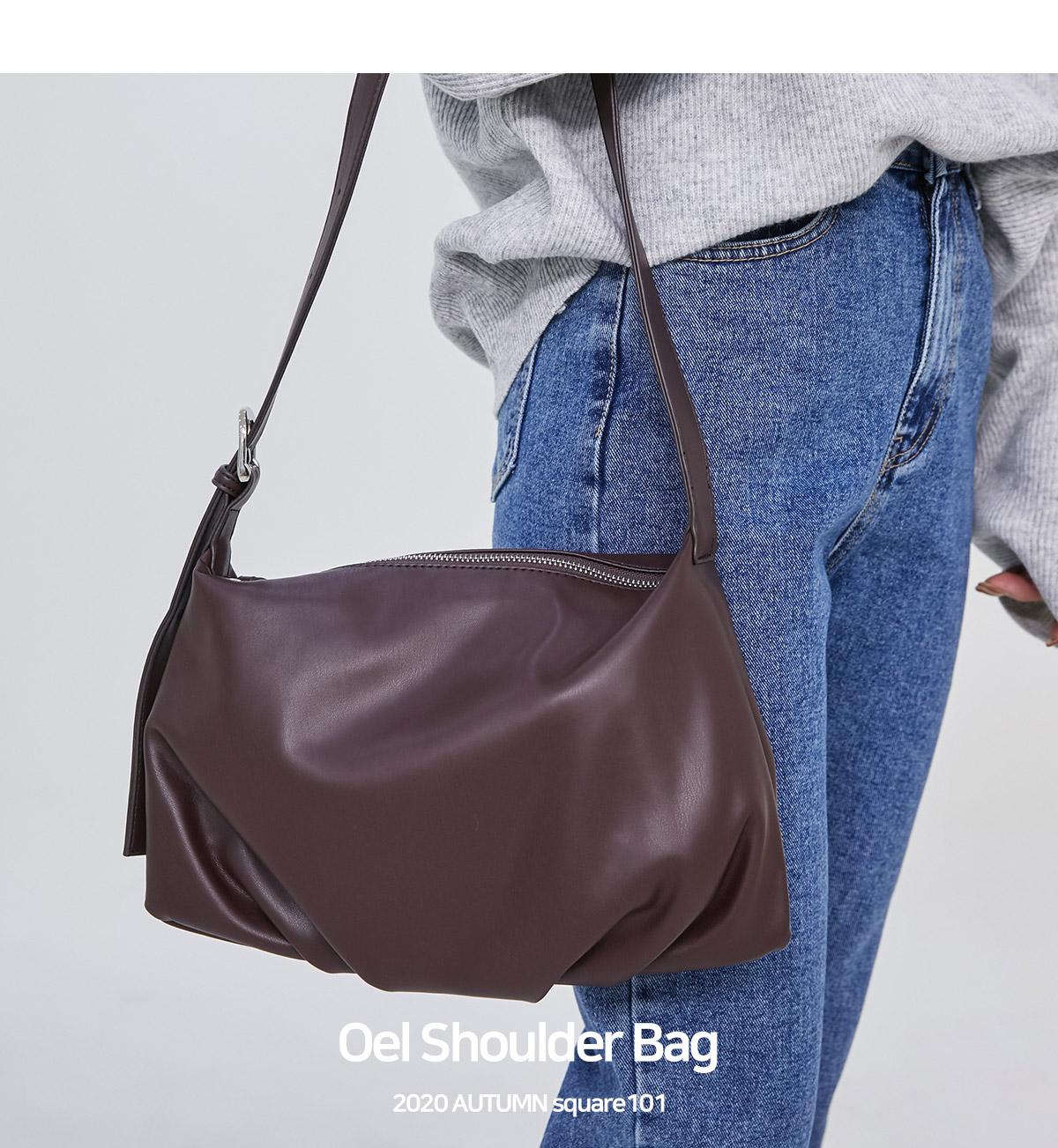Oel shoulder bag