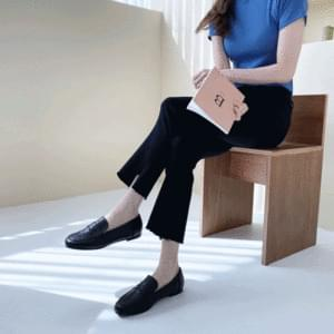 Women's soft penny loafers
