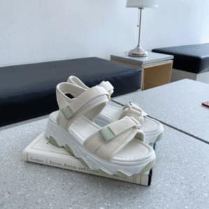 High heel strap sandals4.5cm