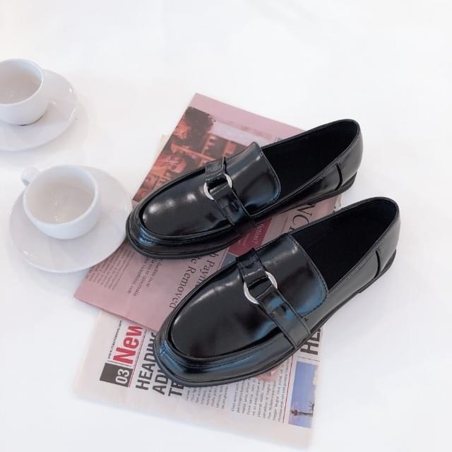 Casual Penny Loafers 2cm