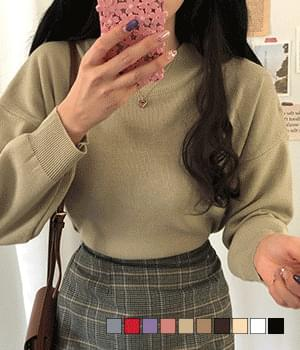 Razon half-pole knit