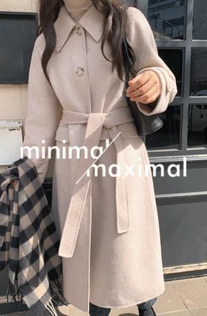MMMM/ Mer Raglan Handmade Coat