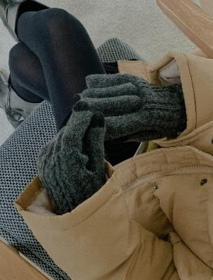 Melody Soft Touch Knit Gloves