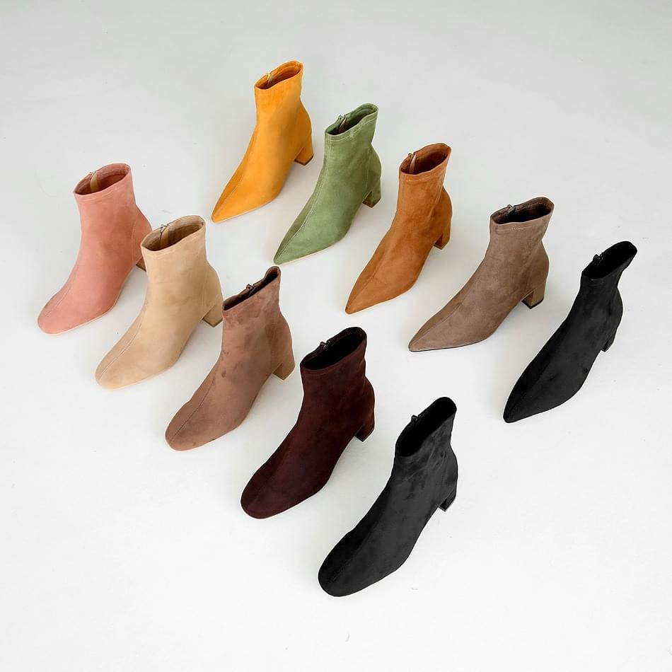 Bayes ankle boots 5cm