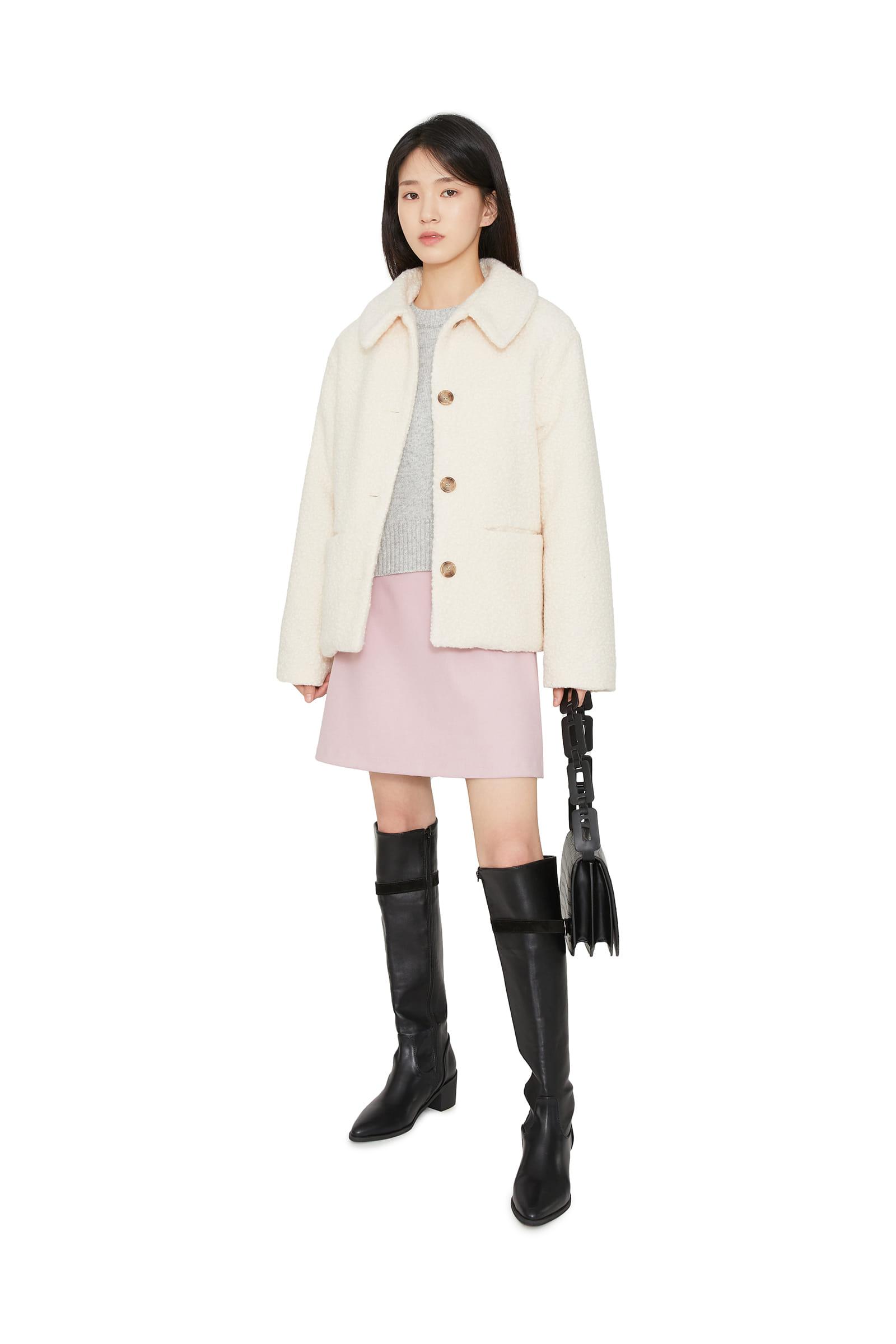 클라우드 시어링 재킷