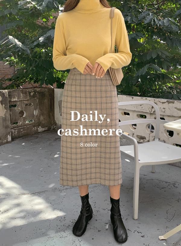 Melanpole knit