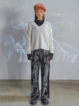Sandalwood Luchen Knit