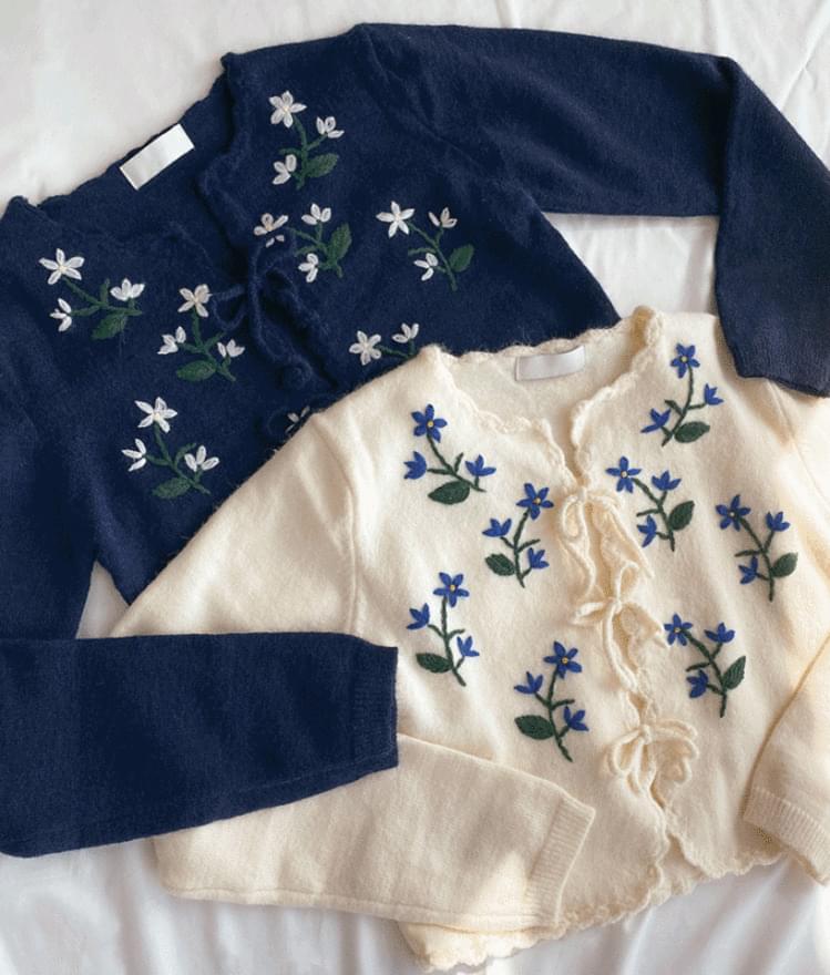 Lavender Nashi Cardigan Set 開襟衫