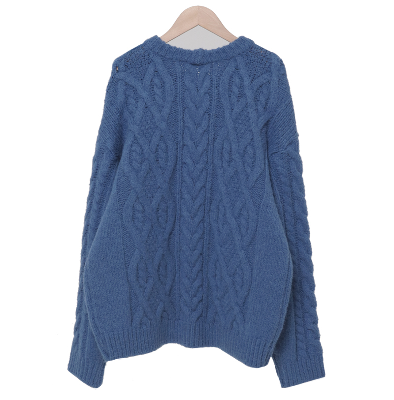 Mercy Cable Alpha Knit