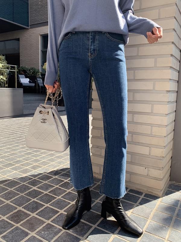 Tony Jungcheong bootcut pants