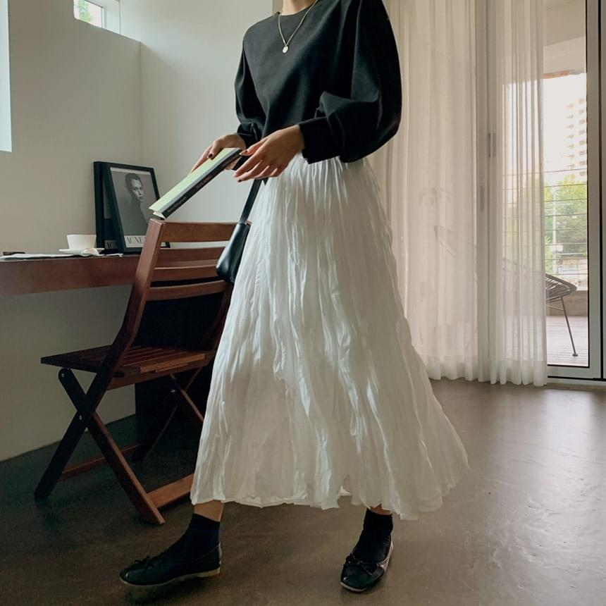 Muse Elegant Ring Closure Skirt (Delayed delivery)