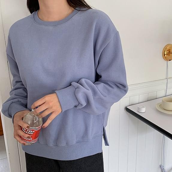 Philip Woolen Sweatshirt T♥Pastel color