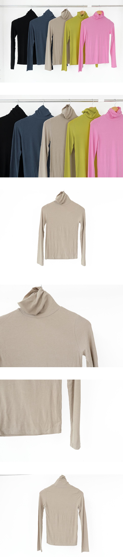 Jimmy slim polar T-shirt