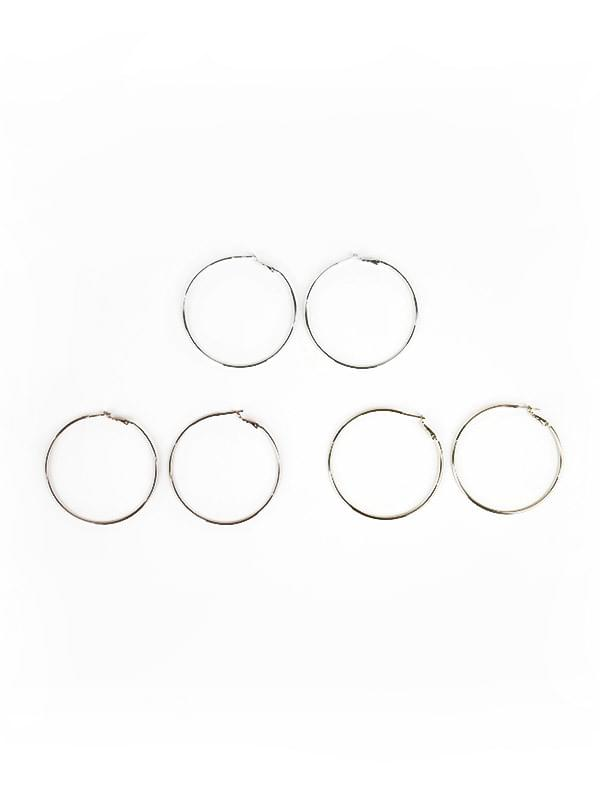 Middle ring earrings