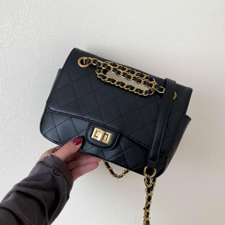 Urban Bros Chatin chain leather bag