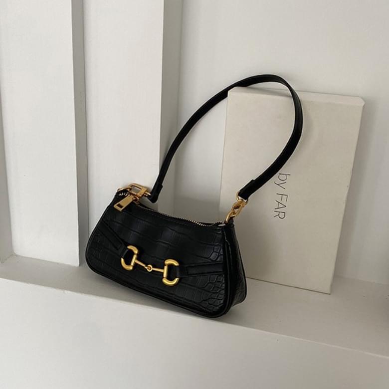 Urban Bros G mini cross-leather bag