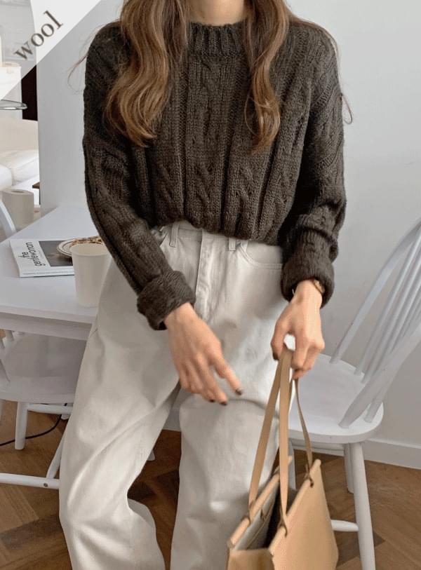 Kael Kwokki knit
