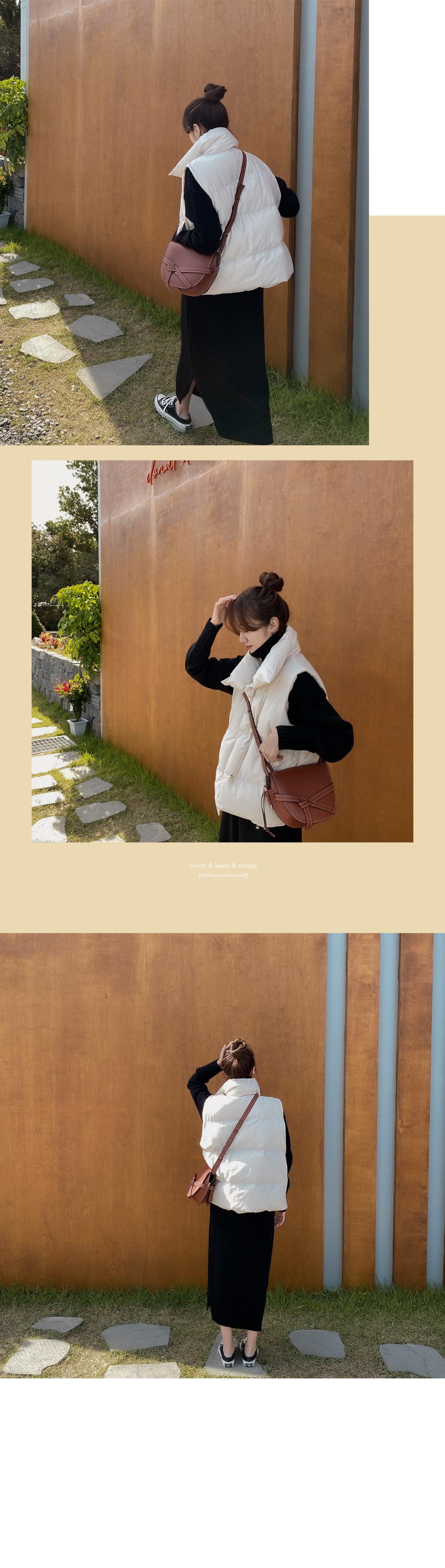 Fiona Wellon Padding Vest-2color