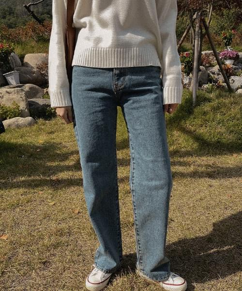 456 denim trousers