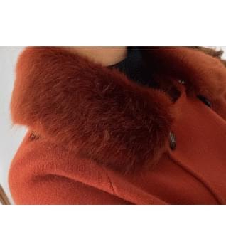 Double Fur Coat #65778 大衣外套