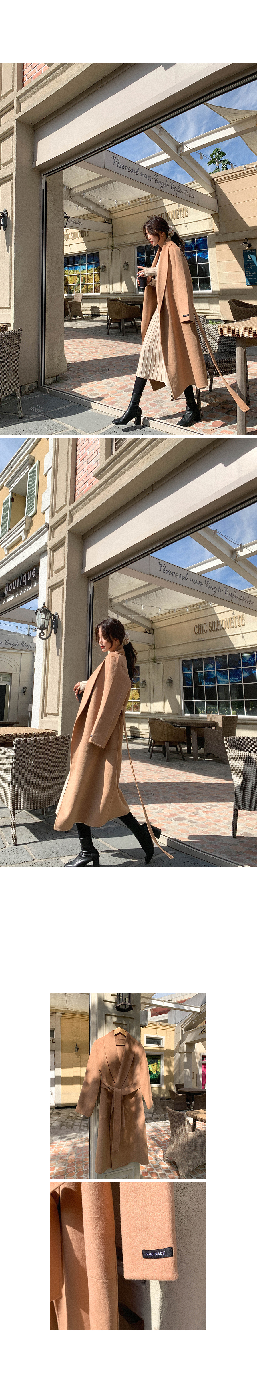 Saint Classic Handmade Long Coat