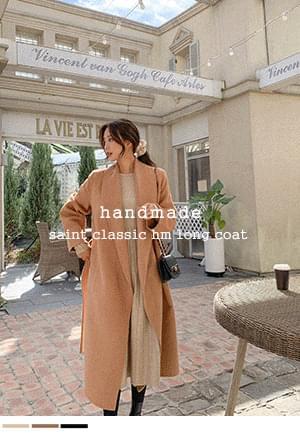 Saint Classic Handmade Long Coat
