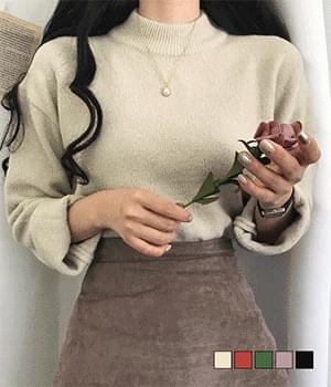 Noel half-neck knit 針織衫