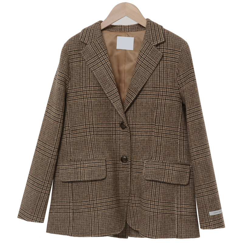 Notting Hill Handmade Wool Jacket