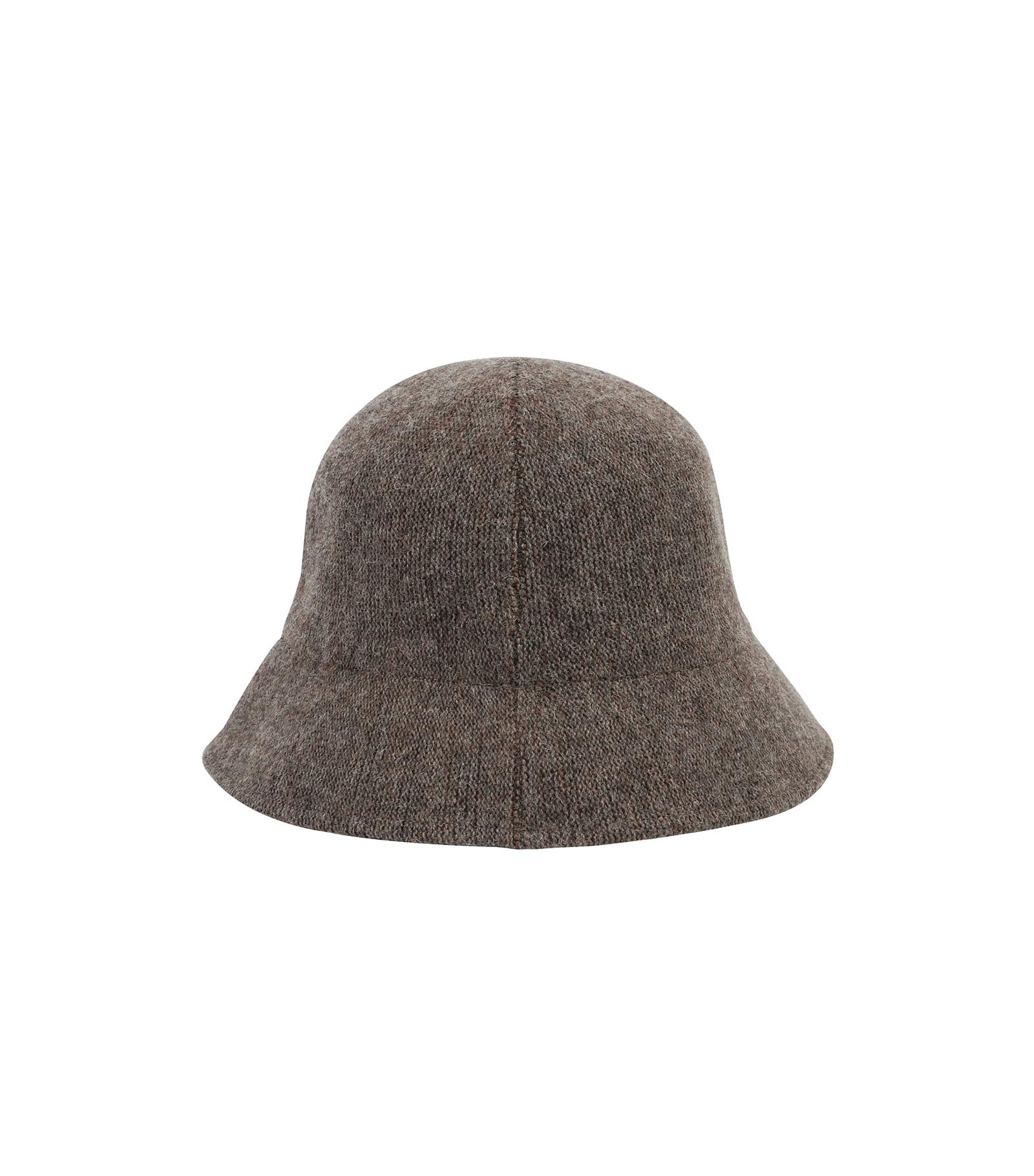 Rut wool bucket hat