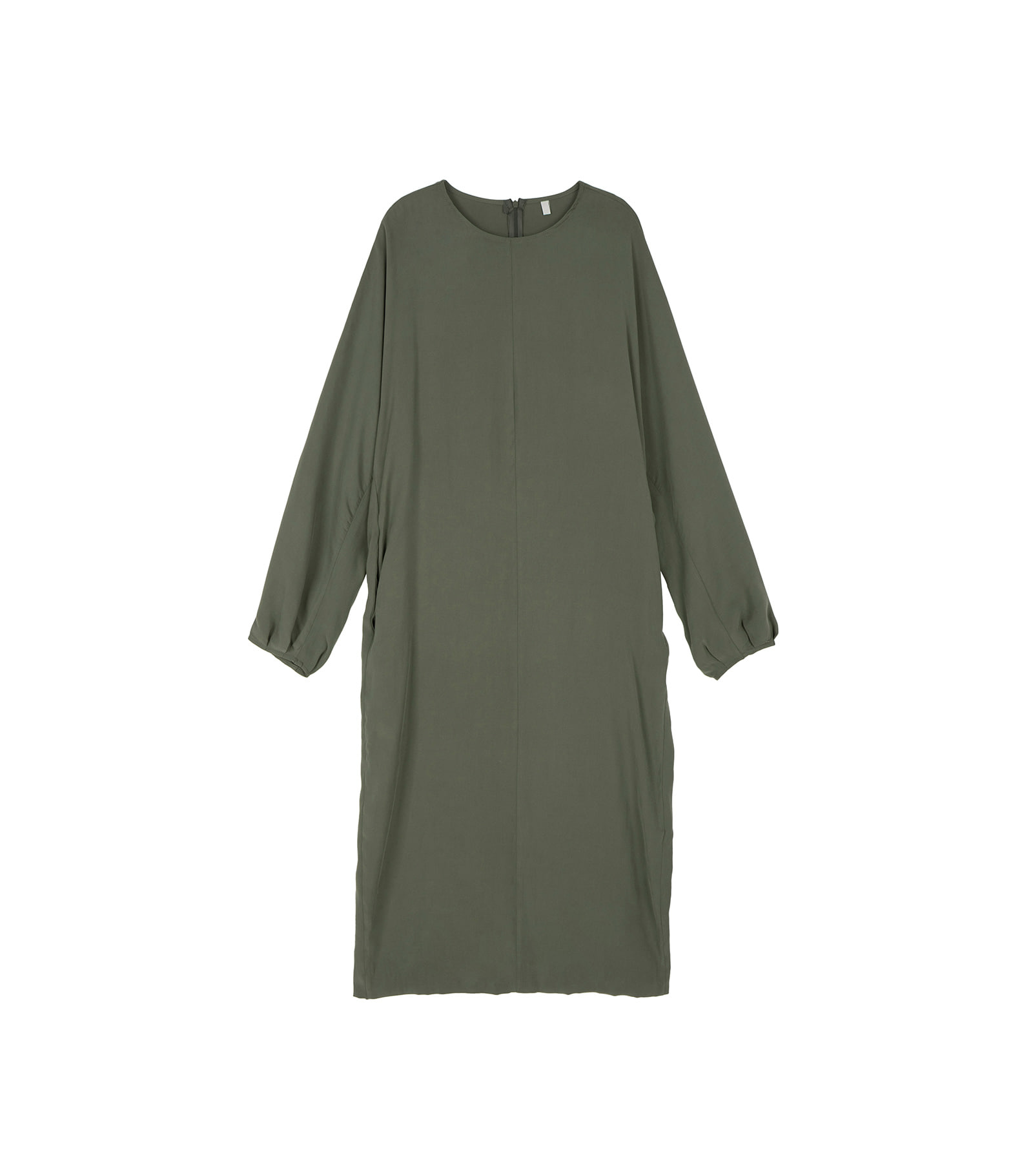 Olivy overfit maxi dress