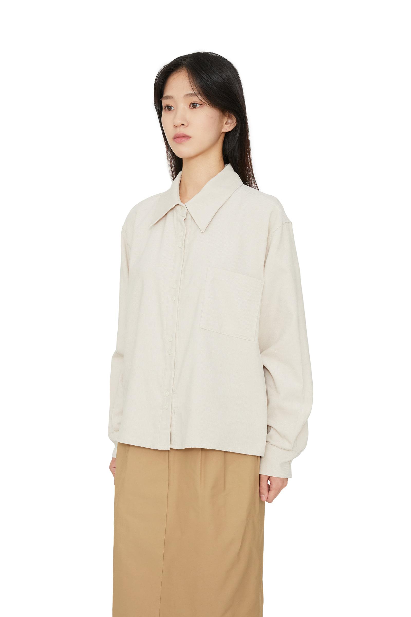 Hergolden cropped shirt