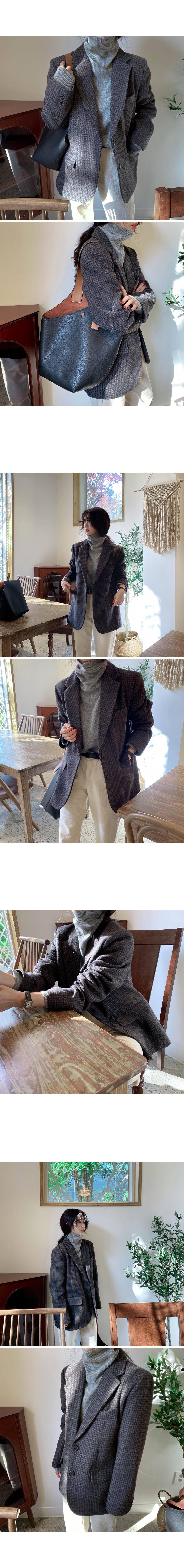 Matisse Check Jacket
