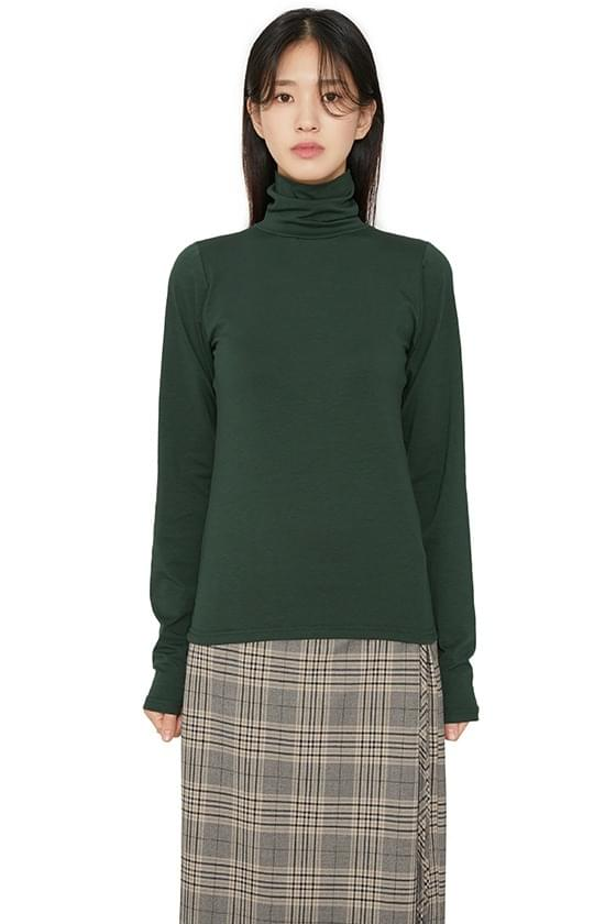 Wale daily turtleneck top 長袖上衣