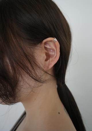 simple 3 line ear-cuff