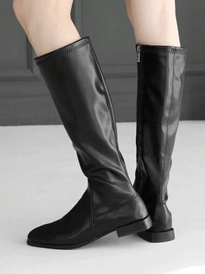 Logien Long Boots 2cm