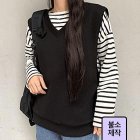 Plain Daily Churi Vest