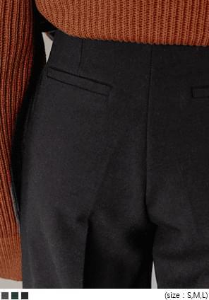 Semi-Wide Leg Slacks