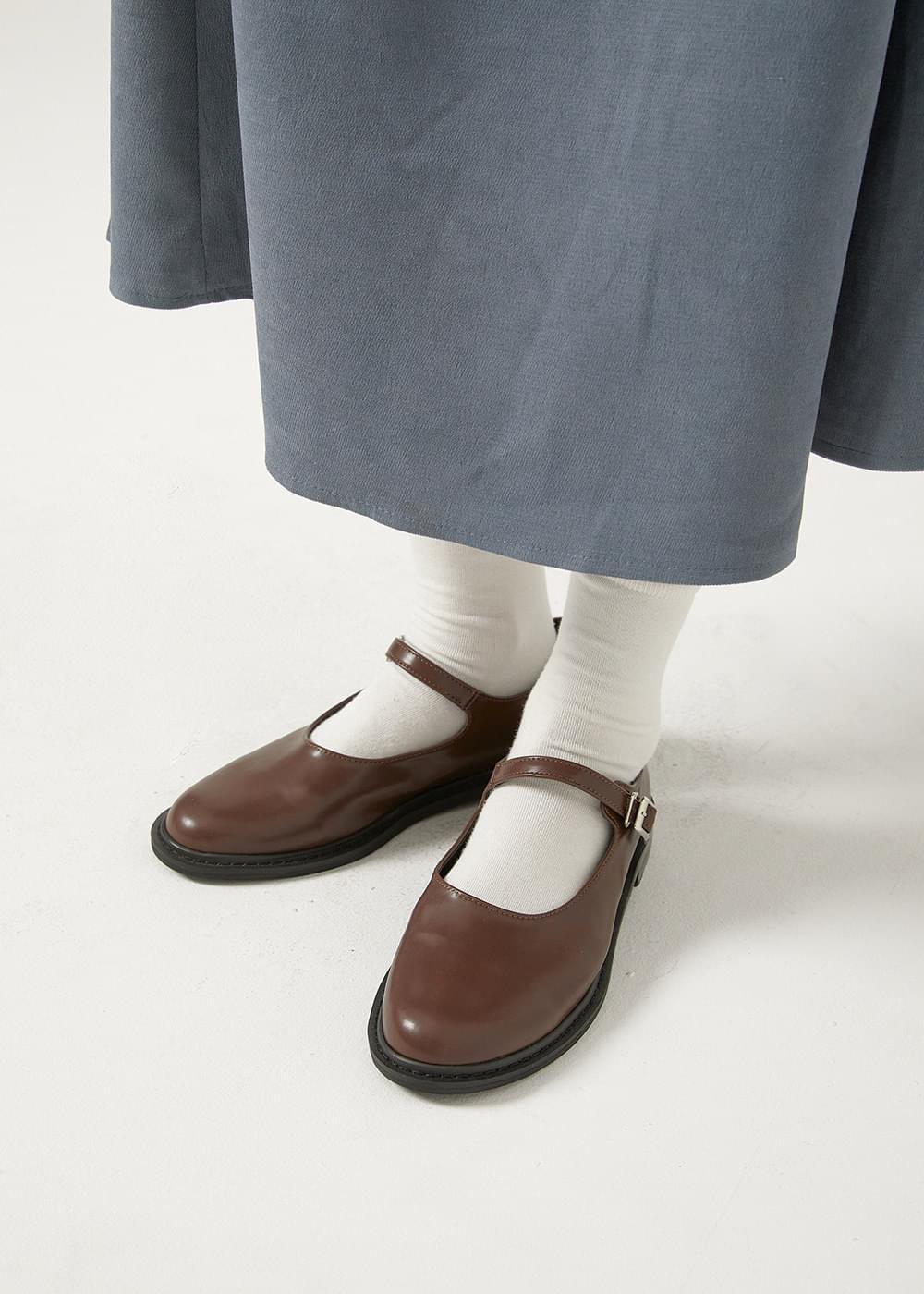 韓國空運 - Mary Jane flat loafers 樂福鞋