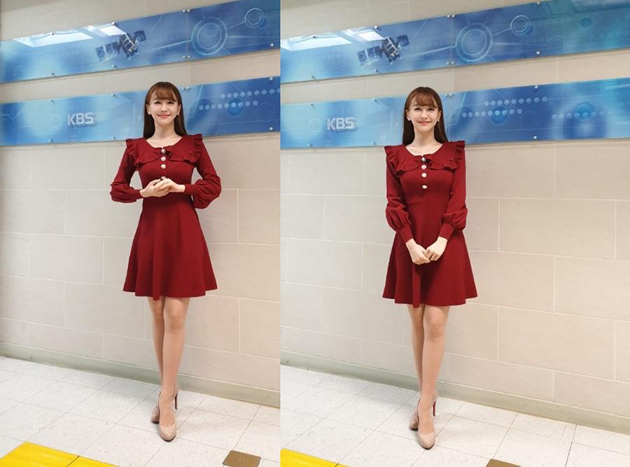 Lira Pearl Knit Dress