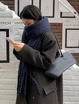 Baguette square shoulder bag