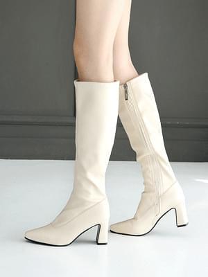 Enise Socks Long Boots 7cm