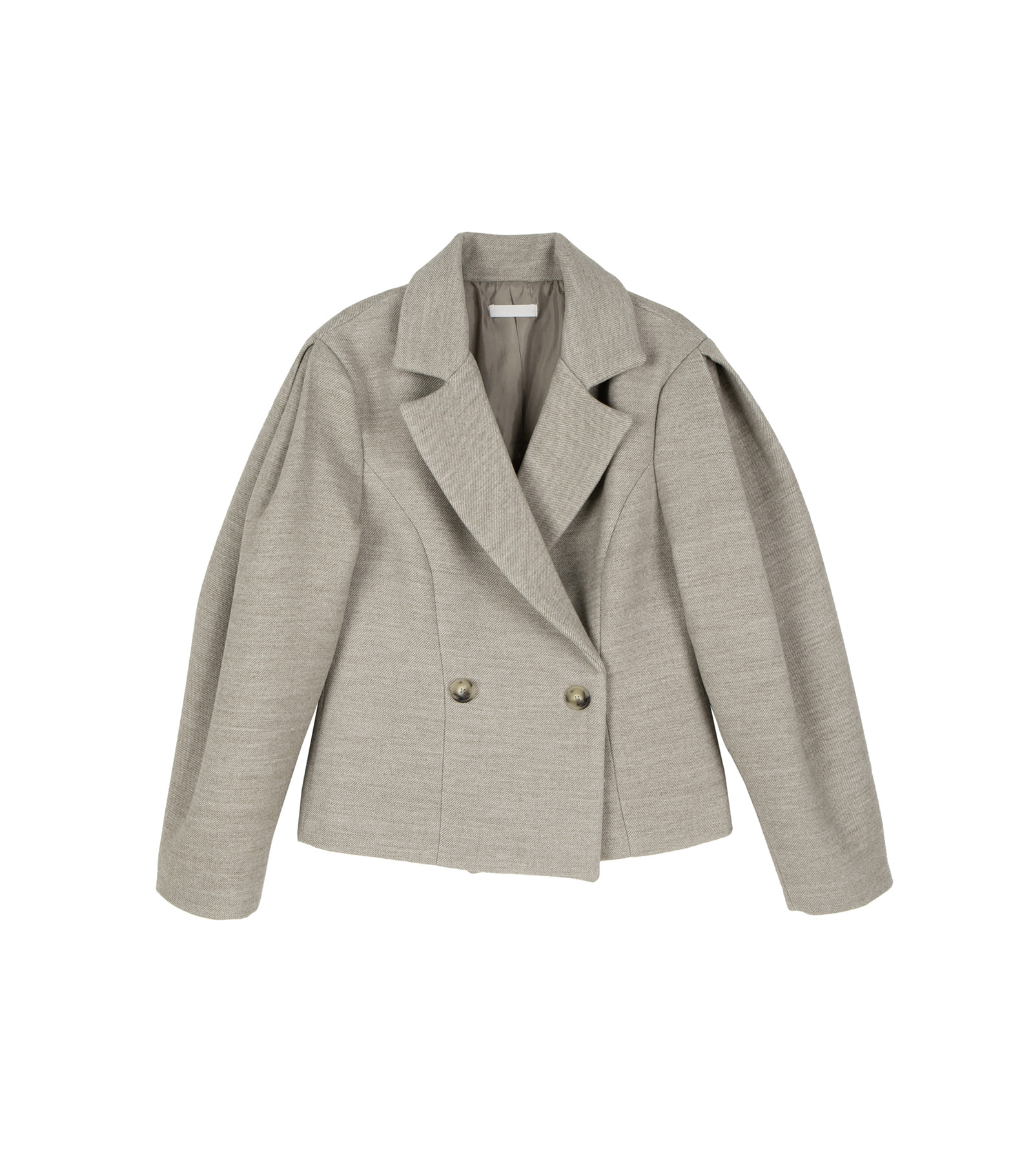 Burrow double puff casual jacket