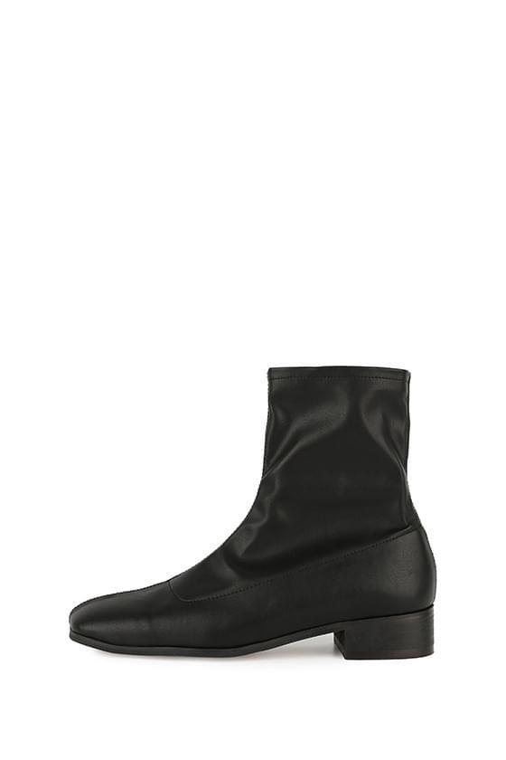 Verdi middle heel ankle boots