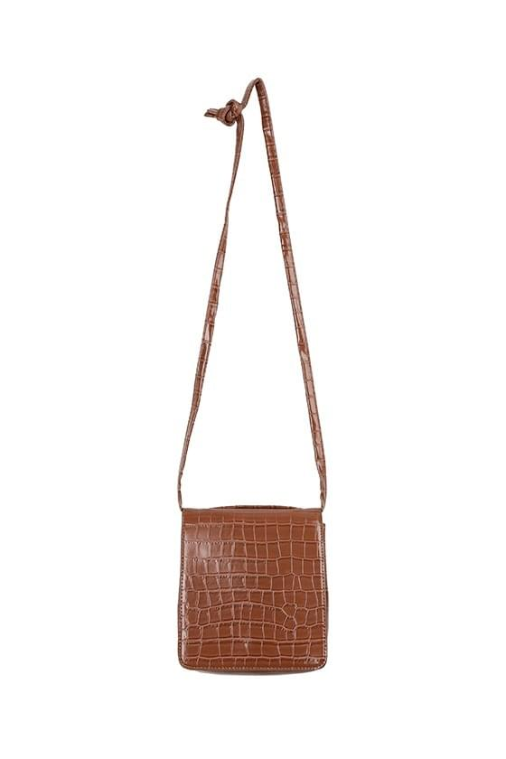 Ms. animal pattern square shoulder bag