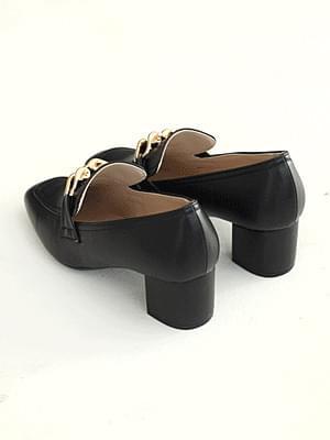 Regellan middle heel pumps 5cm heels