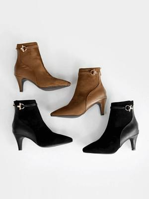 Terry's ankle boots 7cm 靴子