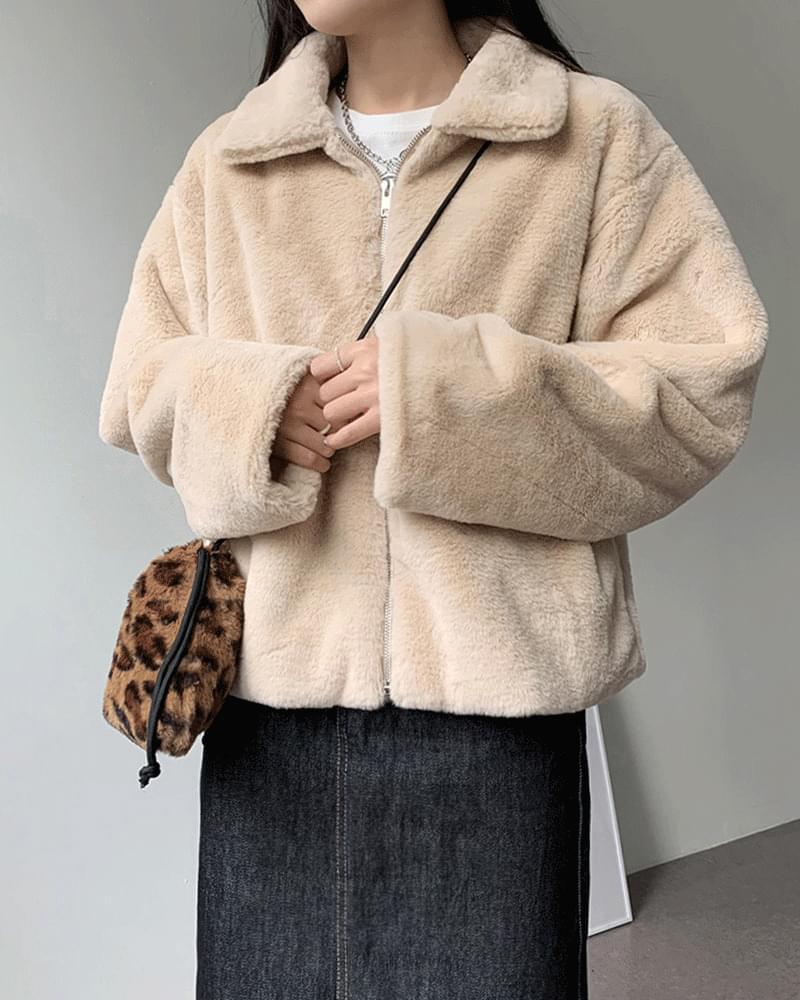 モアカラーミンクファージャケット