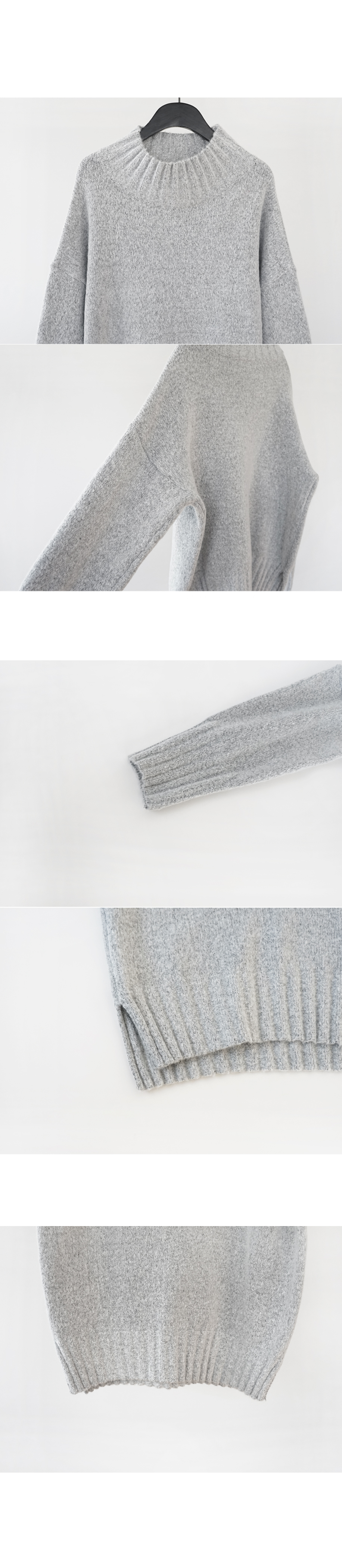 charming detail knit (5colors)